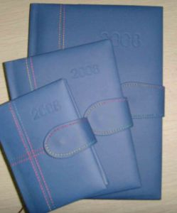 Notebook - Metal Rings 2 ((YX20A5/96))
