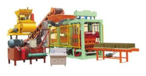 Hydraulic Block Making Machine (BT-QT4-15)