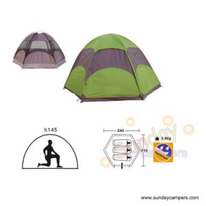 Dome Ventilation Camping Tents (SCC-916) pictures & photos