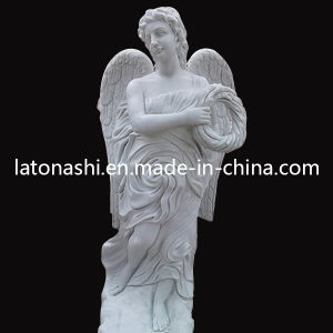 Figure Carving Large Human Western Stone Sculptures for Outdoor Garden pictures & photos