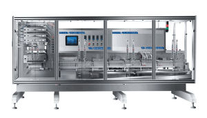 Plastic Ampoule/Oral Liquid BFS Forming, Filling and Sealing Machine (DGS-350) pictures & photos