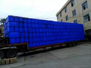 LLDPE Floating Box Pontoon with EPS Foam Inside