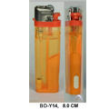 Item No.Bd-Y14) Flint Lighter, Refillable Gas Lighter With LED Light, Baida Lighter pictures & photos