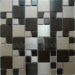 Mosaic Tile Stainless Steel Metal Mosaic (SM229) pictures & photos