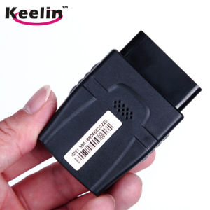 OBD Tracker, Plug out/Shift Alarm/GPS Chip/for Real-Time Car Fleet Tracking (GOT08) pictures & photos