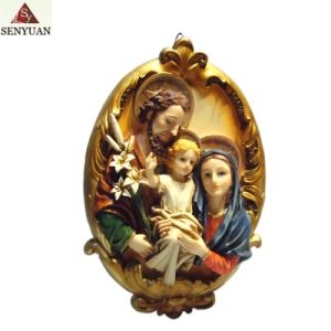 Polyresin Religious Sculpture (SY0065)