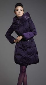Duck Down Jacket  (LM6040-806)