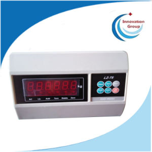 Replace Yaohua Yh-T6 Xk3190-T6 RS232 English Version Weight Indicator for Platform Scale