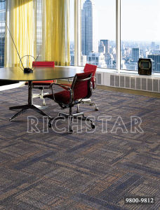 Nylon Carpet Tile (9800 Consense) pictures & photos