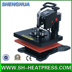 Combo 8in1 Heat Press Machine for T-Shirts Mugs Caps and Plates pictures & photos