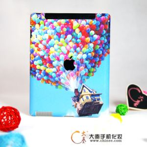 DIY Laptop Skin~Golden Skin for iPad pictures & photos