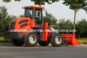 Everun Brand CE Approved Articulated 2.0ton Front End Loader pictures & photos