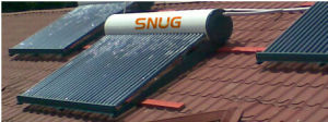 Solar Water Heater for Slope Roof, CE pictures & photos