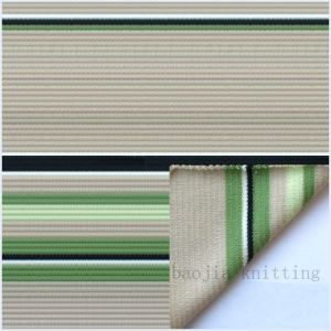 Color-Stripe Double Face Fabric (TXLT00002)