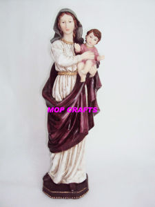 Polyresin Nativity Statue, Resin Nativity Sculpture pictures & photos