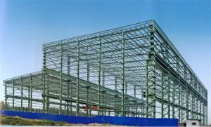 Prefab Steel Structure|Steel Structure Workshop Buildings