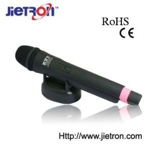 New 2.4GHz Wireless Microphone for Wii, xBox 360, PS2, PS3 & PC (JT-0110101)