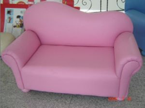 Childs PVC Chaise Lounge -Pink (XT9-6)