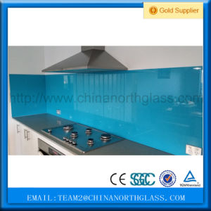 Solid Structure and Tempered Glass Type 6mm Brown Mirror Splashback pictures & photos