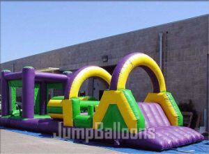 Inflatable Obstacle Course, Inflatable Fun Equipments (B5009) pictures & photos