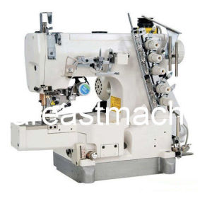 High-Speed Interlock Industrial Sewing Machine (OD600-01CB) pictures & photos
