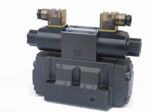 Hydraulic Valves-Solenoid Controlled Pilot Operated Directional Valves