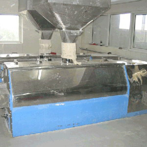 Double-Shaft Mixing Machine (HM220)