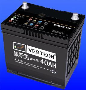 Lead Acid Car Battery for 12V40ah pictures & photos