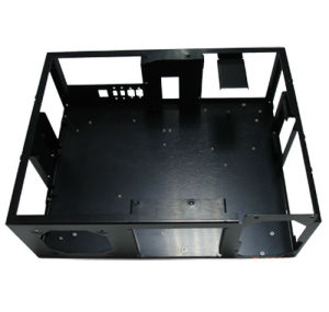 Chassis, Enclosure for Medical Instrument Computer, Metal Fabrication