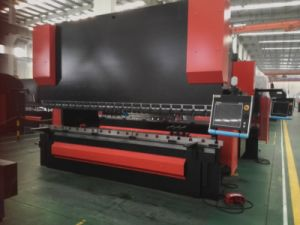 Hydraulic Press Brake CNC Bending Machine Pbh-100ton/4000mm pictures & photos