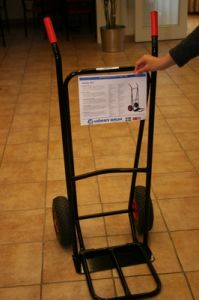 Industrial Foldable Hand Trolley on Sale (TC2188)