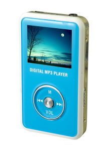 "1.4"" Double-Colors OLED MP4 Player"