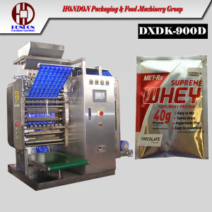 Multi-Lane Sachet Bag Packing Machine Dxdk-900d pictures & photos