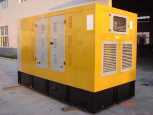 Large Diesel Gensets with Std Control Panel and /or Full Auto Controller