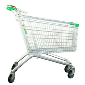 Factory Direct, Supermarket Use, Top Quality, Shopping Trolley (JT-210A) pictures & photos