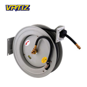 China Garden Tool Spring Retractable Oil Hose Reels China