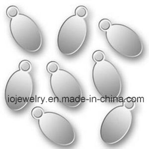 Engraved Oval Tags 5.5X11mm Any Size Any Shape Tags pictures & photos
