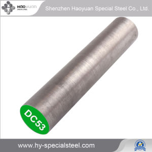 Wholesale Cheap Price DC53 Cr8mo2VSI Steel Bar for Cold Forging Die