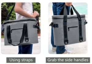 Travel Backpack HUANGDA Backpack Color : Gray Large Capacity Backpack Multi-Function Computer Backpack Young Business Casual Backpack