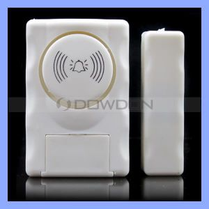 Wireless Burglar Alarm Door Alarm Window Alarm Magnetic pictures & photos