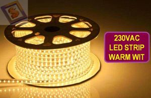 LED 230V 110V SMD Lights LED Strip Light