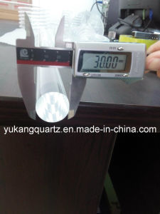Quartz Rod for Fabricating Pull Handles R001 pictures & photos