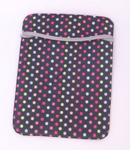Qh-5107 Neoprene Colorful Spot Computer Bag