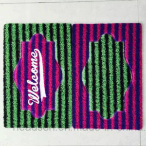 Hot Sale Printed Home Anti-Slip Door Mat pictures & photos