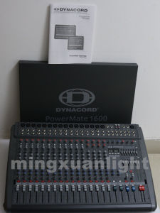 Cheaper Professional Dynacord Pm-1600 Sound Amplifier (YS-2001) pictures & photos