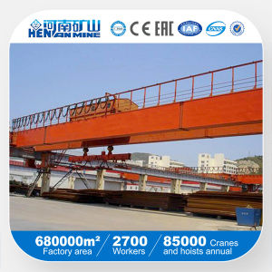 Magnetic Overhead Travelling Crane for Steel Material Lifting with Ce SGS ISO Certification pictures & photos