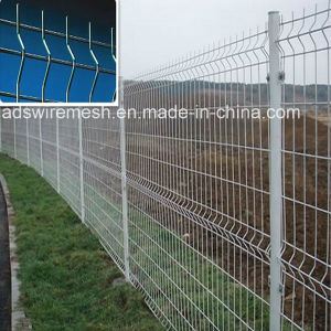 Triangular Bending Wire Mesh Fence (RoHS, SGS, ISO9001) pictures & photos