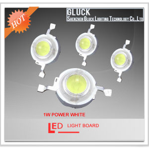 1W 90 Lumen High Power LED Lamp Beads