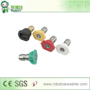Red White Green Yellow Black Automatic Water Nozzles