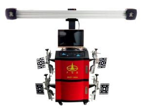 Zhzy-300A 3D Wheel Aligner pictures & photos